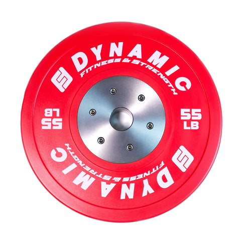 Competition Rubber Bumper Plate - Pairs