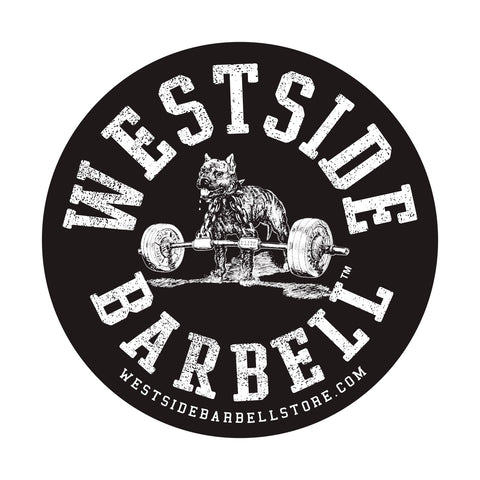Westside Barbell™ Window Decal