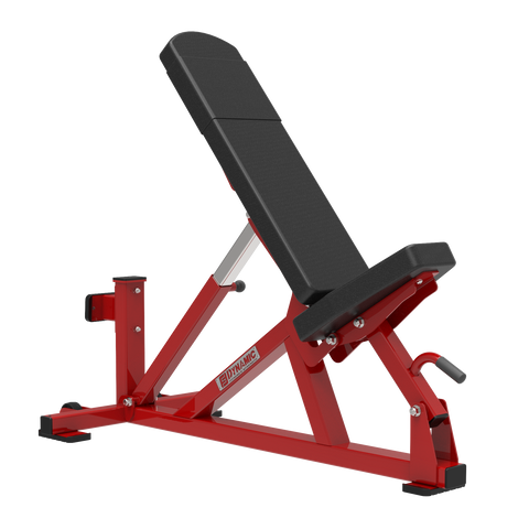 Edge Incline Bench SU