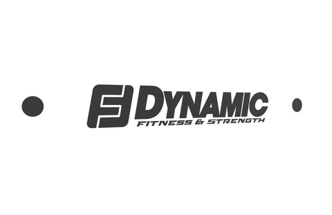 DYNAMIC LABEL LARGE BLACK