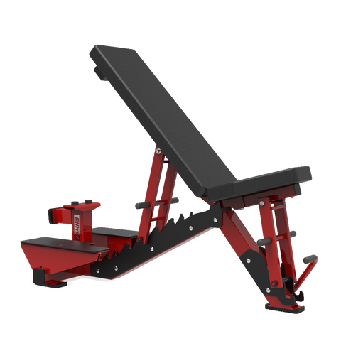 ULTRA PRO LADDER BENCH WITH SPOTTER STAND