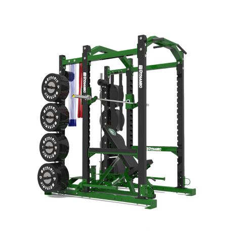 Edge Power Rack 8'