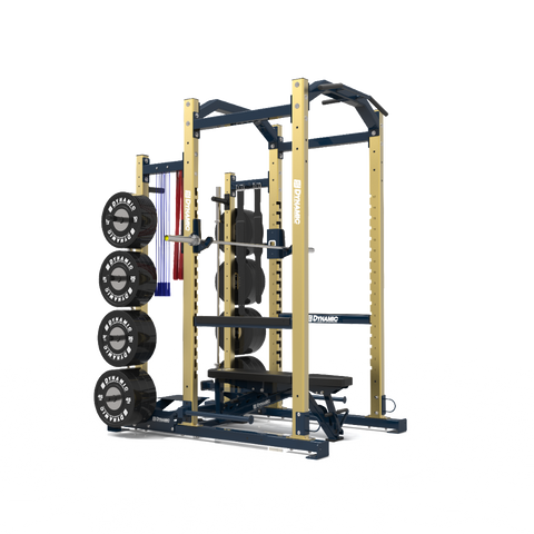 Edge Power Rack 9'