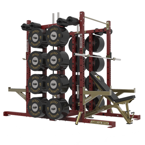 Titan G2 Double Half Rack DP