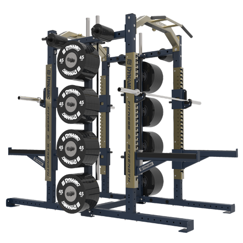 Ultra Pro G2 Double half Rack Single Post