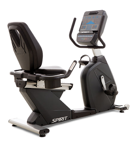 Spirit Semi-Recumbent Bike