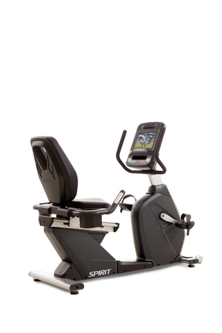 Spirit ENT Semi-Recumbent Bike