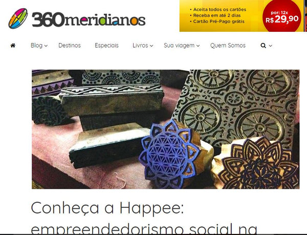 Happee no 360 meridianos