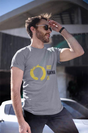 Camiseta Masculina - Karma It