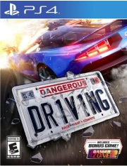 Dangerous Driving - PlayStation 4, whosale