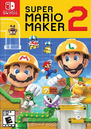 Super Mario Maker 2 - Nintendo Switch, Wholesale
