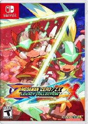 Mega Man Zero/ZX Legacy Collection - Nintendo Switch