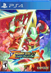 Mega Man Zero/ZX Legacy Collection - PlayStation 4