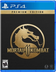 Mortal Kombat 11 Premium Edition - PlayStation 4, Wholesale