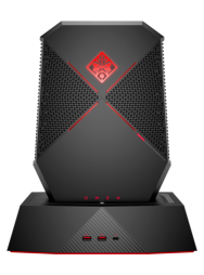OMEN X Compact Desktop PC - P1000-010, HP-OMEN