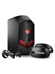 OMEN by HP - 880Rz Desktop + Mixed Reality Headset Bundle, HP-OMEN