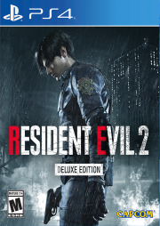 Resident Evil 2 Deluxe Edition, Wholesale