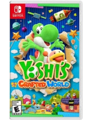 Yoshi's Crafted World - Nintendo Switch, whosale
