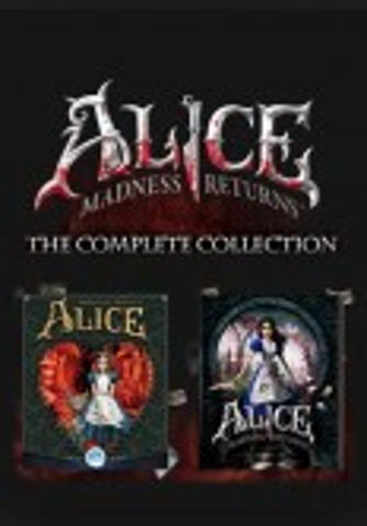 Alice: Madness Returns (Complete Collection), Origin