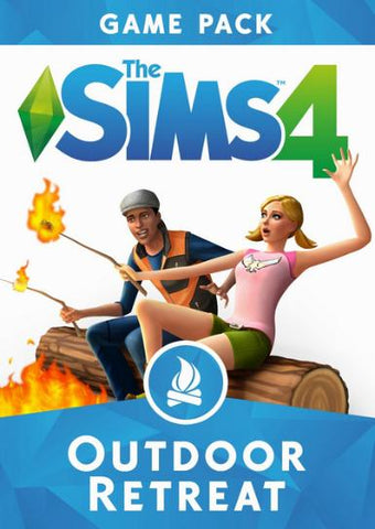 The Sims 4: Outdoor Retreat, [product_type]