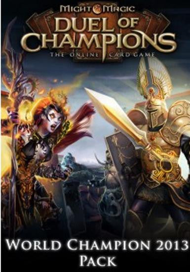 Might & Magic - Duel of Champions World Champion 2013 Pack