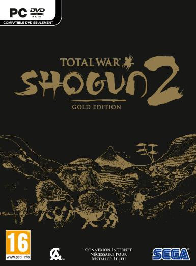 Total War: Shogun 2 (Gold Edition incl. Fall of the Samurai)