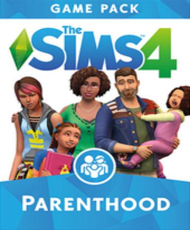 The Sims 4: Parenthood, [product_type]