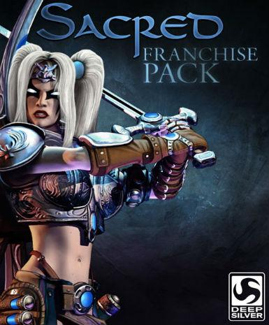 Sacred Franchise Pack, qbo-one-digital-games