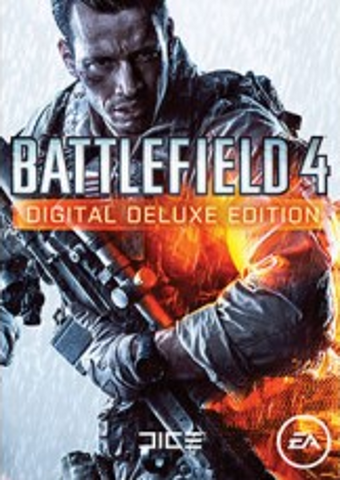 Battlefield 4 (Digital Deluxe Edition), Origin