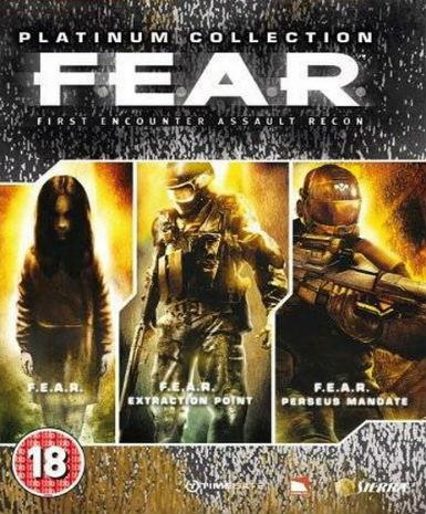 F.E.A.R. (Platinum Edition), [product_type]