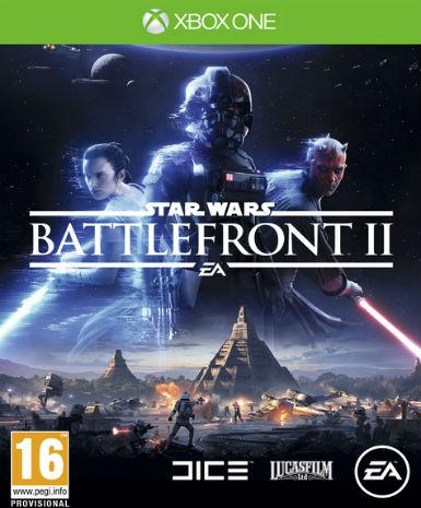 Star Wars: Battlefront II (Xbox One), [product_type]