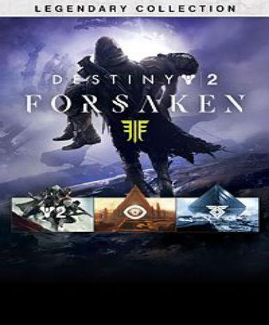 Destiny 2: Forsaken - Legendary Edition, [product_type]