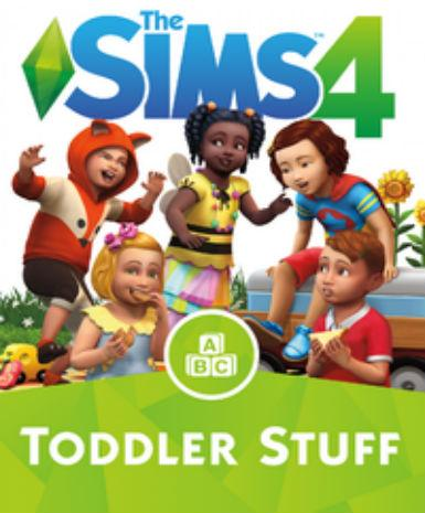 The Sims 4: Toddler Stuff, [product_type]