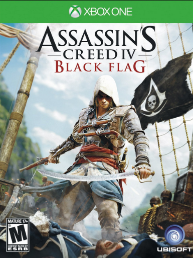 Assassin's Creed Black Flag Xbox One