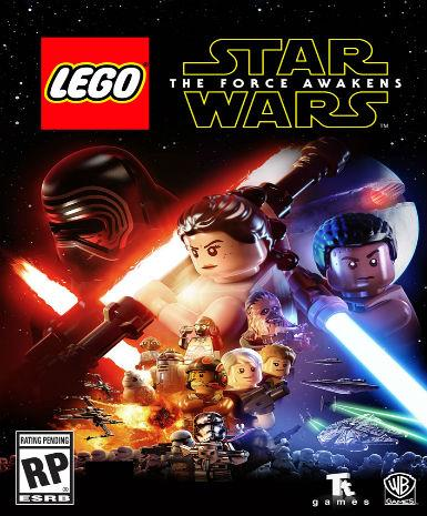 LEGO: Star Wars - The Force Awakens, [product_type]