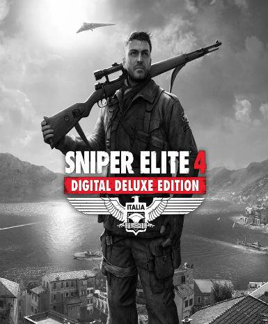 Sniper Elite 4 (Deluxe Edition), qbo-one-digital-games