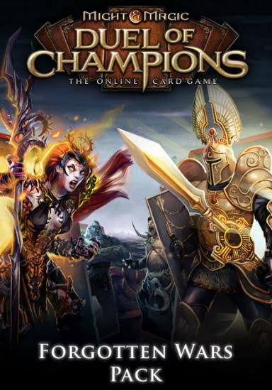 Might & Magic - Duel of Champions Forgotten Wars Pack