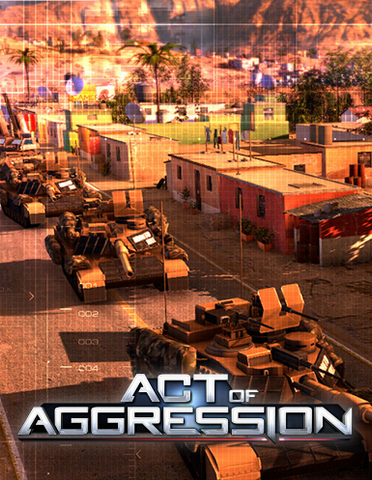 Act of Aggression, qbo-one-digital-games