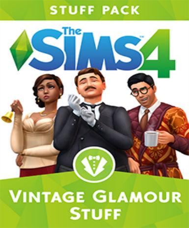 The Sims 4: Vintage Glamour Stuff, [product_type]