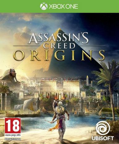 Assassin's Creed: Origins - Xbox One, [product_type]