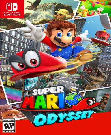 Super Mario Odyssey, [product_type]