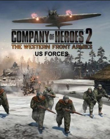 Company of Heroes 2: The Western Front Armies - US Forces (DLC), qbo-one-digital-games
