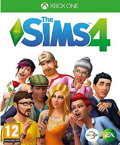 The Sims 4 (Xbox One), [product_type]