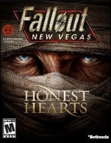 Fallout New Vegas - Honest Hearts (DLC), [product_type]