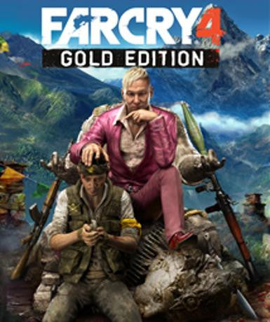 Far Cry 4 (Gold Edition)