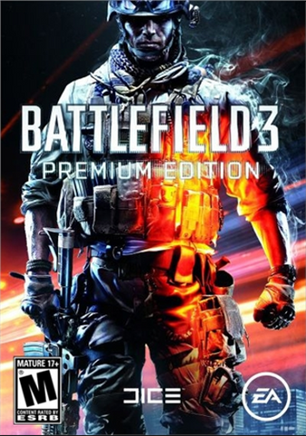 Battlefield 3 Premium Edition, Origin