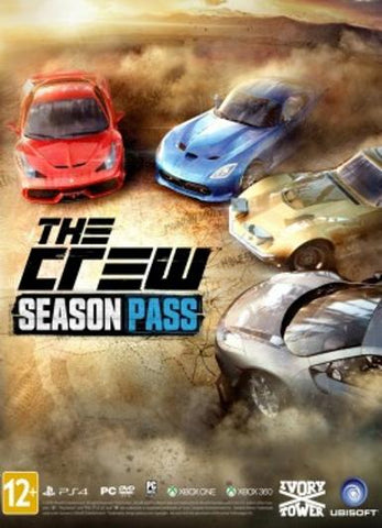 The Crew - Season Pass (DLC), [product_type]