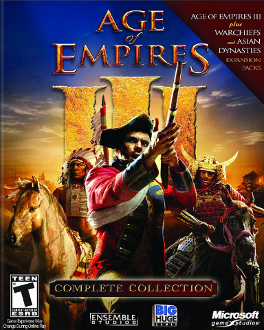 Age of Empires III (Complete Collection)