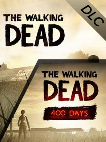 The Walking Dead: 400 Days (DLC), [product_type]