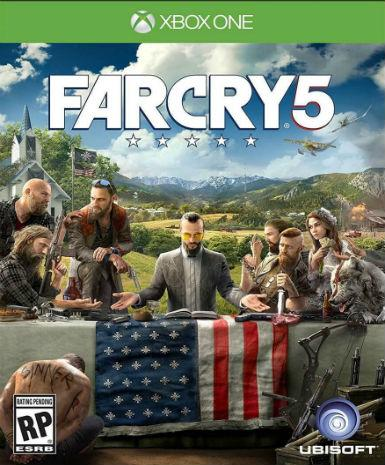 Far Cry 5 (Xbox One), [product_type]